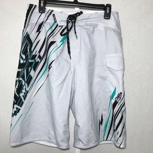 Fox Racing Men's Casual Board Shorts Size 33